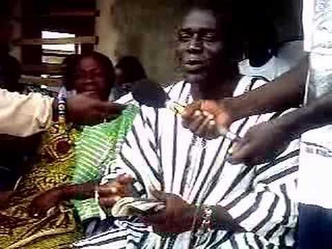 Nana Nketsia V, Chief of Essikado, on Ebo Taylor and Ambolley