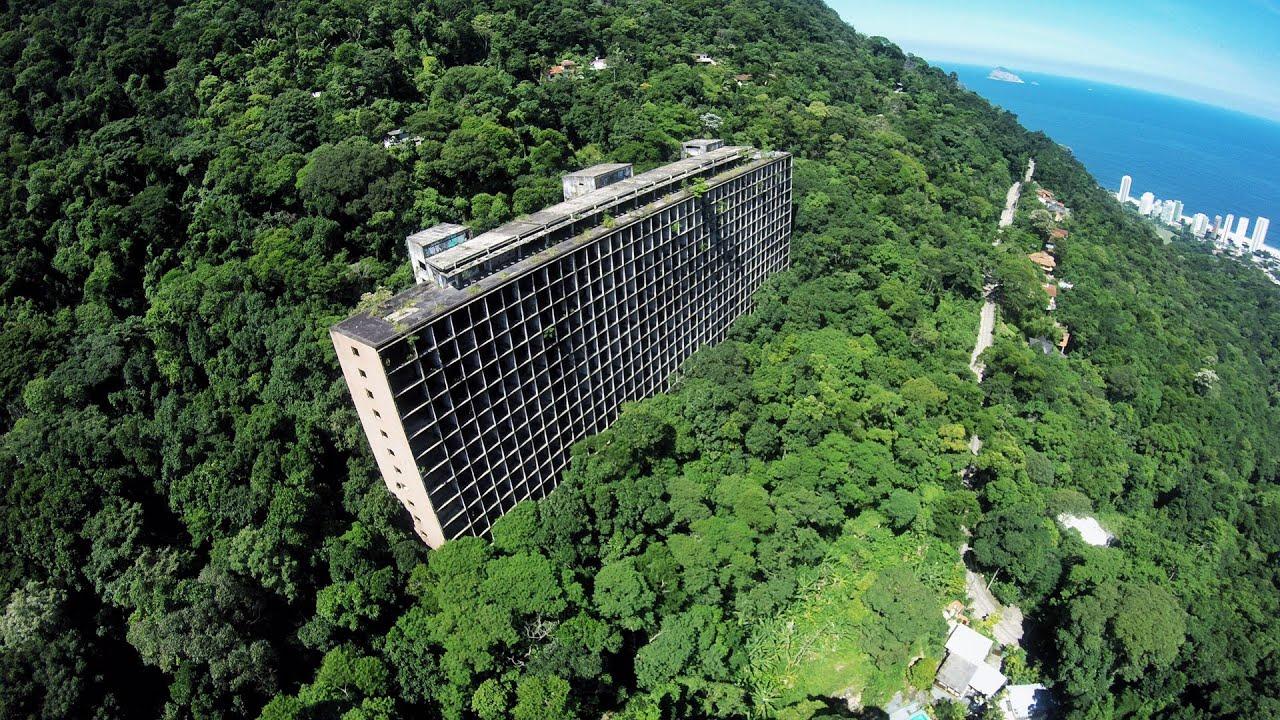 Gavea Tourist Hotel - O Esqueleto da Gavea - YouTube