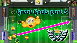 Amazing✌Goals👍part3✅SOCCER STARS⭐BEST OF TRICKS AND TIPS FOR MINICLIP GAME