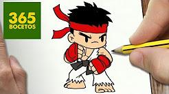 Personajes De Videojuegos Kawaii Youtube