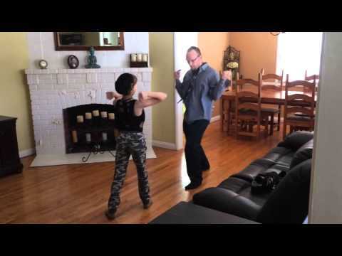 Dancing With My Dad #5 - Subway Surfers