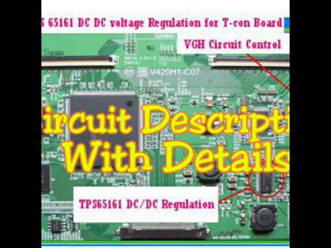 LCD LED TV Guide and Trouble shooting of Panels