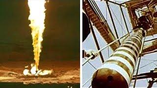 Das 1074 Tage dauernde Feuer wurde gelöscht. Die teuersten Fehler der Welt!