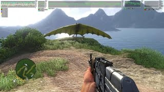 Far Cry 3 ·· Linux Gameplay using Wine Gallium Nine