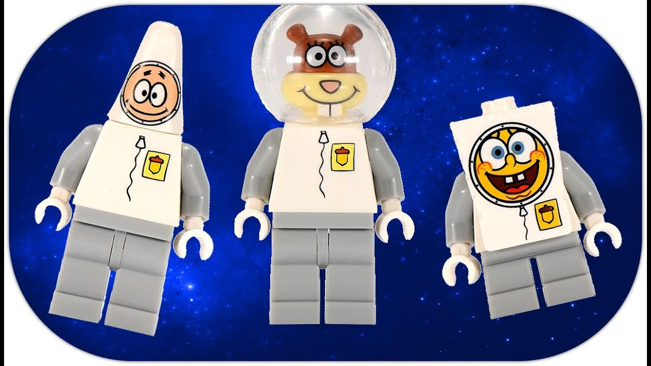 Lego Spongebob Squarepants Rocket Ride 3831 Review Brickqueen