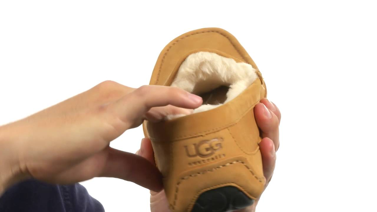 6cb12c549 UGG Ascot Wheat SKU:8725745 - YouTube
