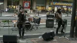 KNAVE /2013.11.09.sat 大分路上LIVE