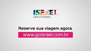 Israel: Um país, mil possibilidades!