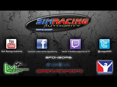 Sim Racing Authority-Pro Series-Aaron Davis is Awesome 150-Bristol