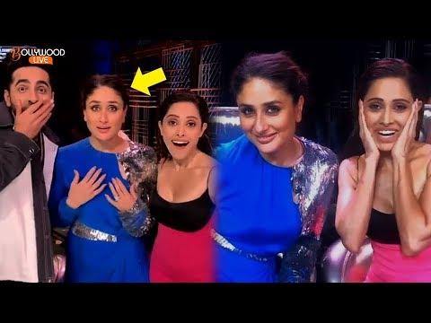 MUST WATCH!!  Kareena Kapoor As K3G's Poo Introduces Dream Girl's Pooja aka Ayushmann Khurrana Mp3