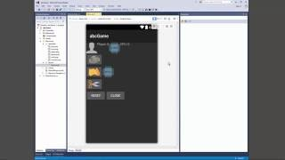 abcGame - Developing simple Android game using Xamarin (Part 1)