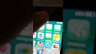 Led sensor in iphone