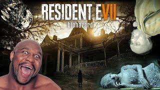 A Funny Resident Evil 7 Retrospective for Cool Dudes