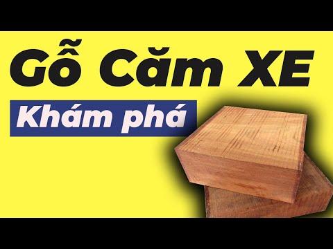 gỗ Căm Xe có tốt không ? thuộc nhóm gỗ mấy ?