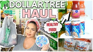 DOLLAR TREE GROCERY HAUL 2018!  NEW DOLLAR STORE FOOD | Sensational Finds