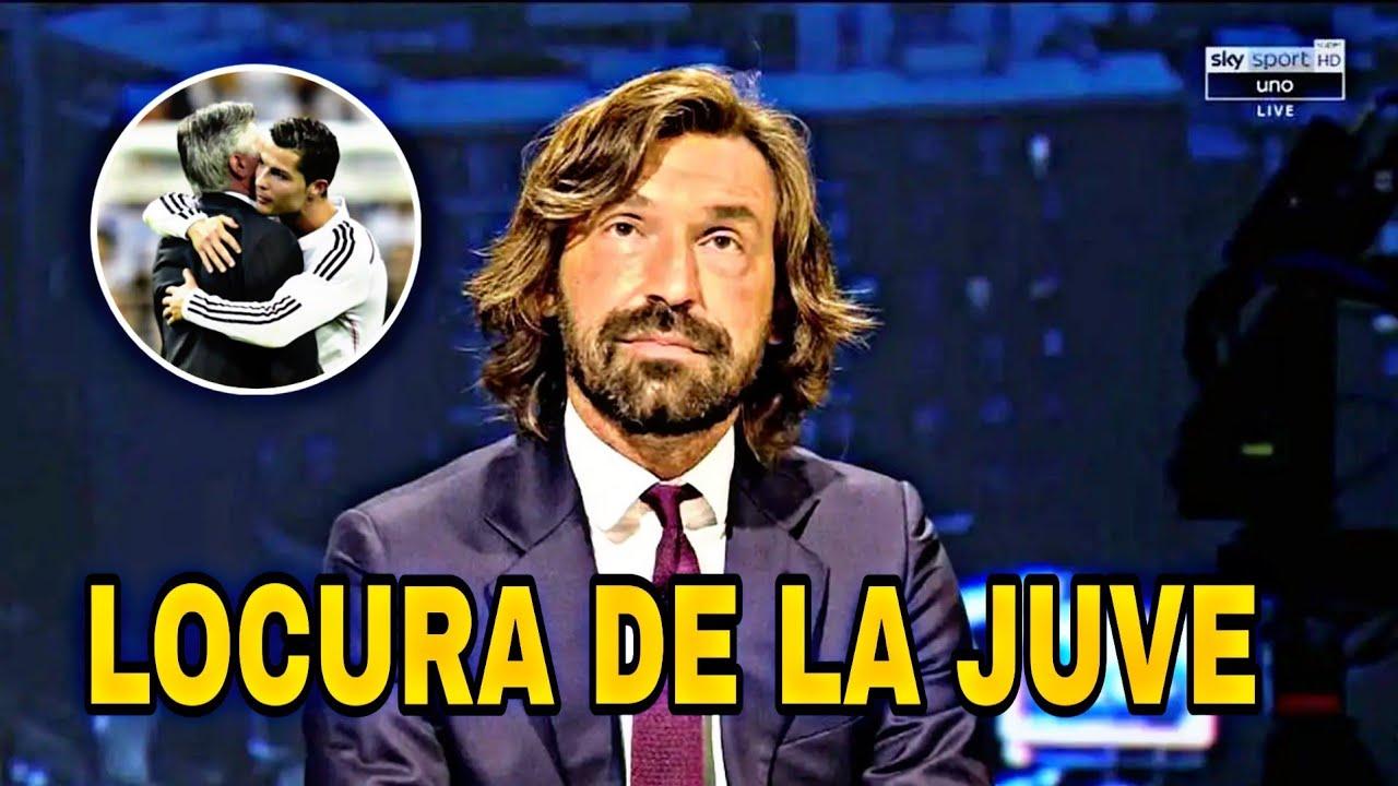 PIRLO nuevo entrenador de la Juve | ¿Ridículo o Milagro?