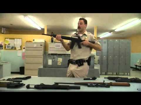 Little Britain Usa America S Love For Guns Youtube