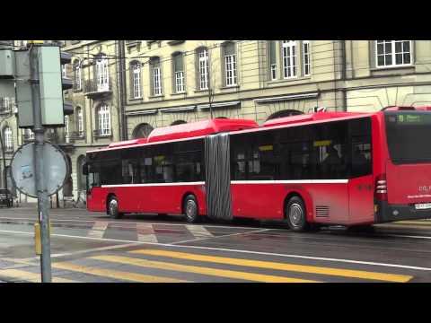 Mercedes Citaro natural gas bus