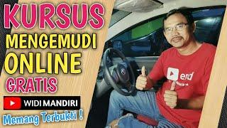 Kursus mengemudi mobil online gratis by Widi Mandiri Reborn