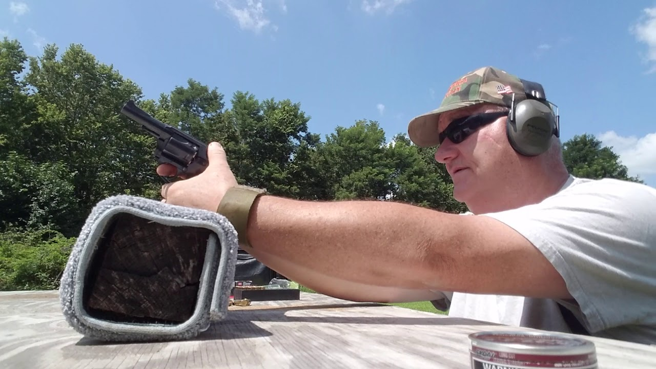 Charter Arms  44 Bulldog  Hey! I got this old used gun  August 12, 2018