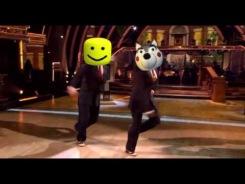 Let's dance, darling