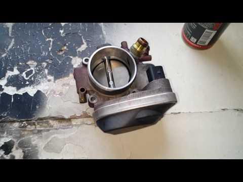 Чистка дроссельной заслонки шевроле круз двигатель z18xer