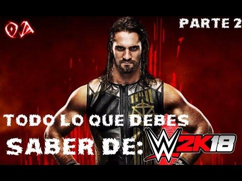 Noticias De WWE2K18 #2 (Kurt Angle DLC!!, GM Mode, 2K Showcase Y Mas)
