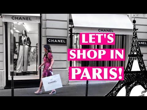 PARIS LUXURY SHOPPING VLOG - CHANEL, HERMES, BOTTEGA VENETA - Part 1 | Mel in Melbourne