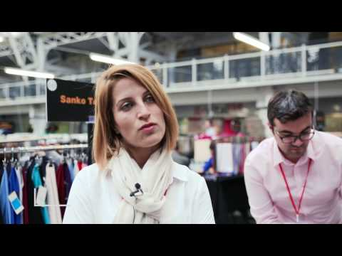 Texfusion - The London World Textile Fair - OCT 2016