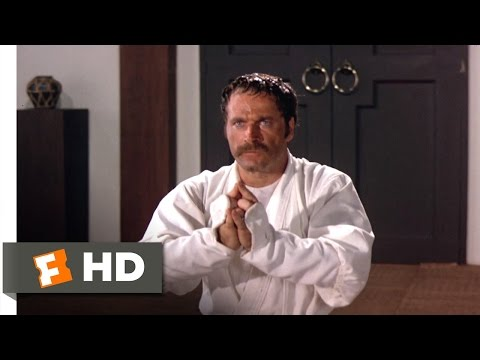 Enter the Ninja (3/13) Movie CLIP - 9 Levels of Power (1981)