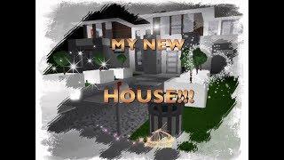 My new house!| Tour| ROBLOX bloxburg