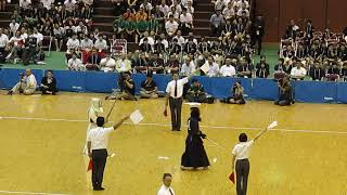 2017/8/9~12、H29第64回全国高等学校剣道大会(宮城インターハイ)の試合...