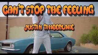 Can't Stop The Feeling - Roblox Muziek Video