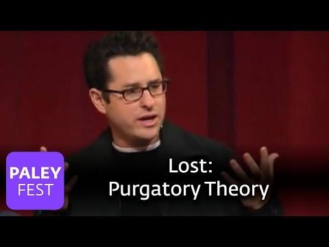 Lost - J.J. Abrams On Purgatory Theory (Paley Center)