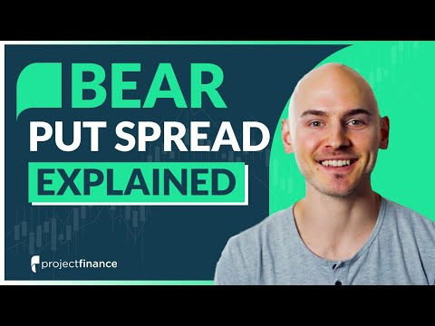 Bear Put Spread Options Strategy (TUTORIAL + TRADE EXAMPLES)