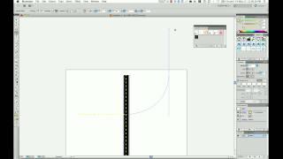 Create a road using Illustrator