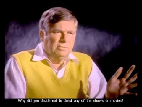 Star Trek Judgement Rites - Gene Roddenberry Interview (1993) PC MS-DOS