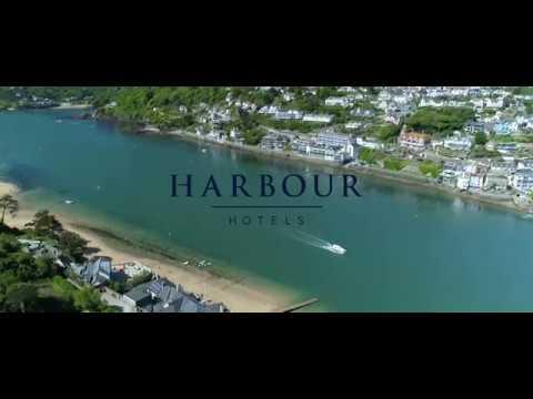 Salcombe - The location - Salcombe Harbour Hotel