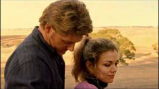 McLeod's Daughters - Tess & Nick - first kiss (English)