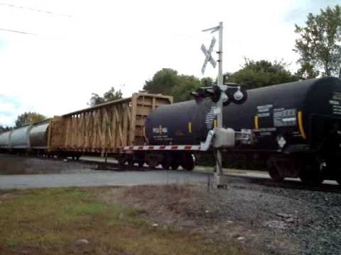 CSX mixed freight with RARE