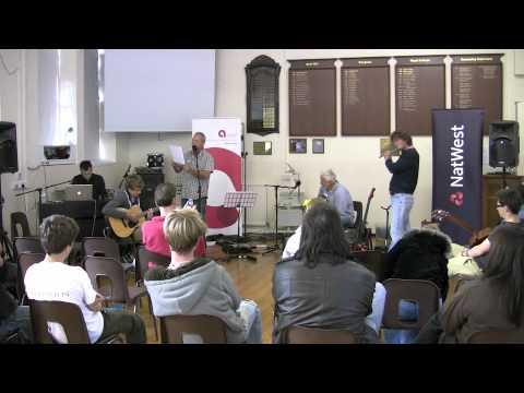 Songwriting Workshop - Eliott Falla and Stuart Price (with Tim Bran, Jim Delbridge and Nick Windsor)