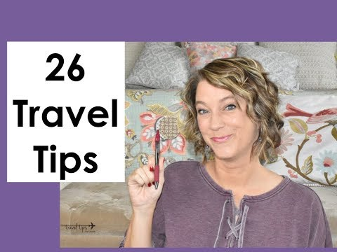 26 Travel Tips
