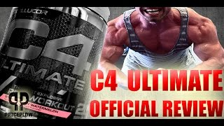 cellucor c4 ultimate review the c4 to end all c4 s