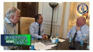 Moshiri Here To Make Everton A Success Story | Everton News Daily