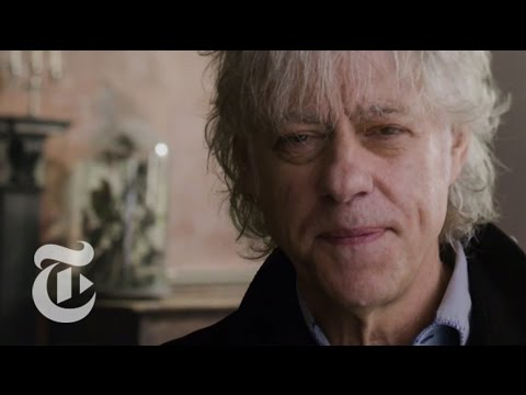Bob Geldof: The Moment | Peace Films by Errol Morris | The New York Times