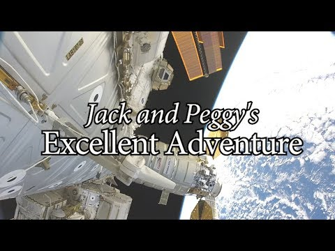Jack and Peggy's Excellent Adventure