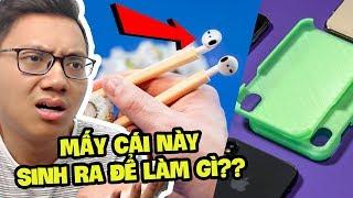 NHỮNG PHÁT MÌNH KHÔNG HỀ CẦN CHO CUỘC SỐNG!!! (Sơn Đù Vlog Reaction)