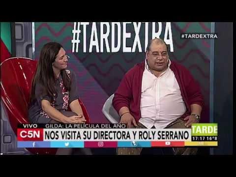 C5N - TardeXtra: entrevista a Rolly Serrano y la directora de Gilda, la película