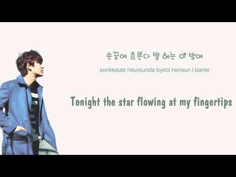 Kyuhyun - A Million Pieces [Han-Rom-Eng lyrics]