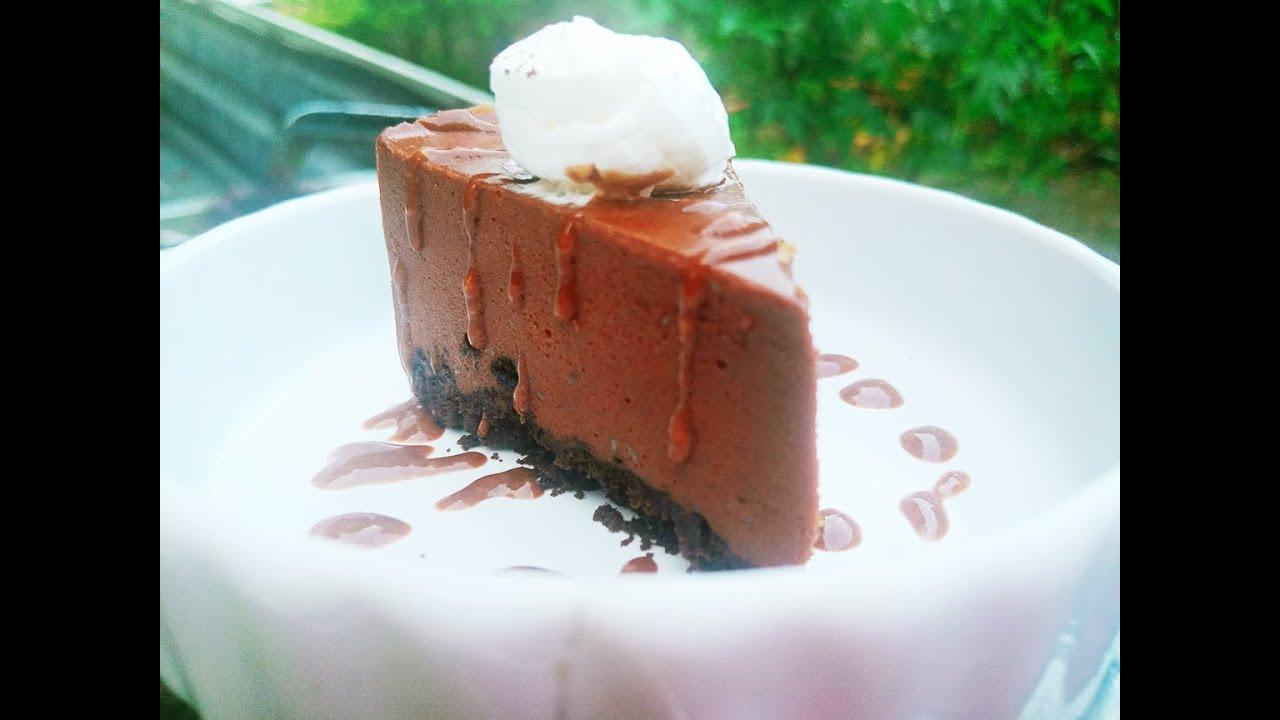 Cách làm Bánh Mousse Chocolate siêu ngon không cần lò nướng